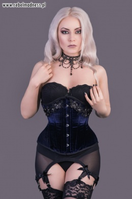 Gorset underbust cairo night